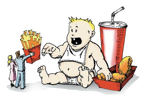 Tο παιδί μου δεν τρώει σωστά.Tι να κάνω; Fatkids